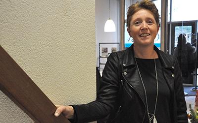 Erna Leunk-Haarman, P&O-adviseur/secretaresse, e.leunk@ceb-reusen.nl